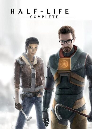 Half-Life Complete Steam Key EUROPE