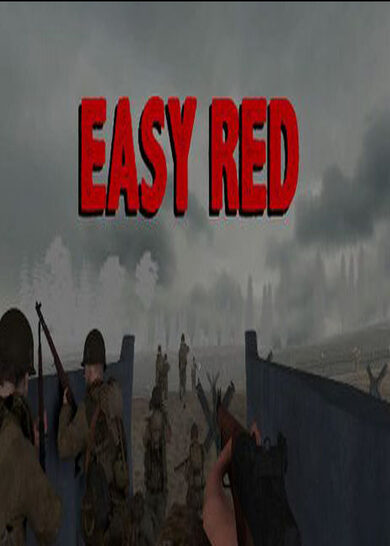 Easy Red Steam Key GLOBAL