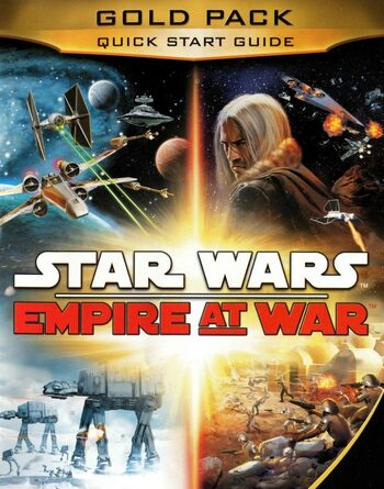 Star Wars: Empire At War – Gold Pack Klucz Steam GLOBAL