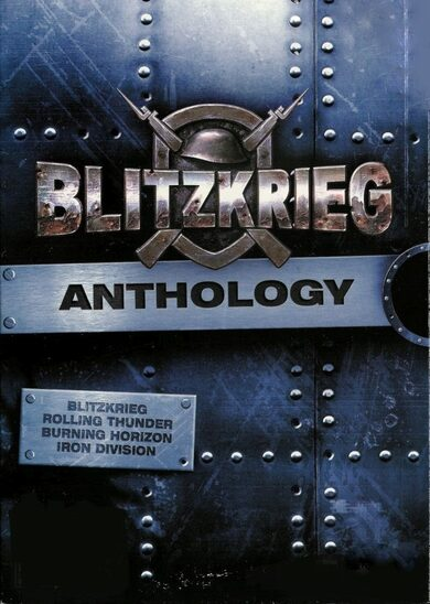 Blitzkrieg Anthology Steam Key GLOBAL фото