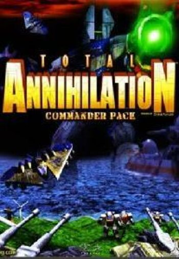 Total Annihilation: Commander Pack Gog.com Key GLOBAL