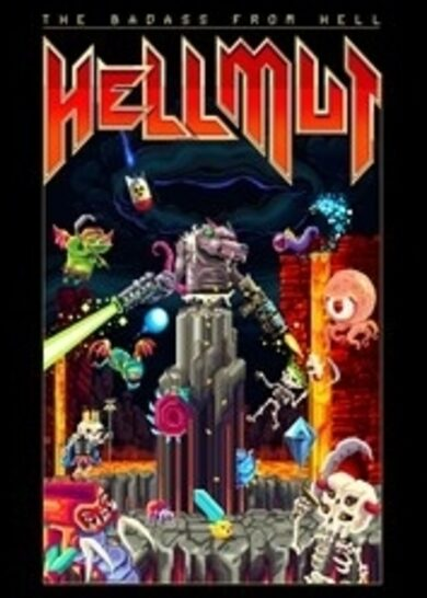 Hellmut: The Badass from Hell Steam Key GLOBAL