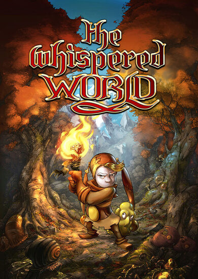 The Whispered World Steam Key EUROPE