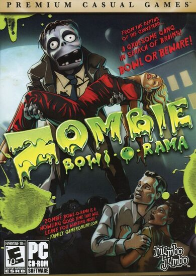 Zombie Bowl-o-Rama Steam Key GLOBAL