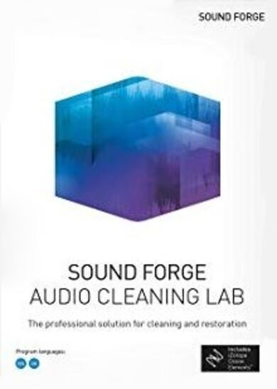 MAGIX Audio Cleaning Lab Key GLOBAL