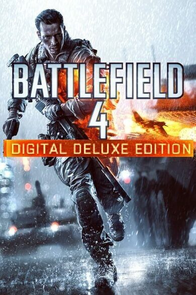 Battlefield 4 (Digital Deluxe Edition) Origin Key GLOBAL