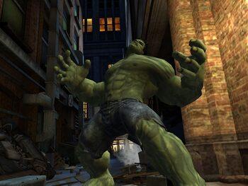 The Incredible Hulk Wii