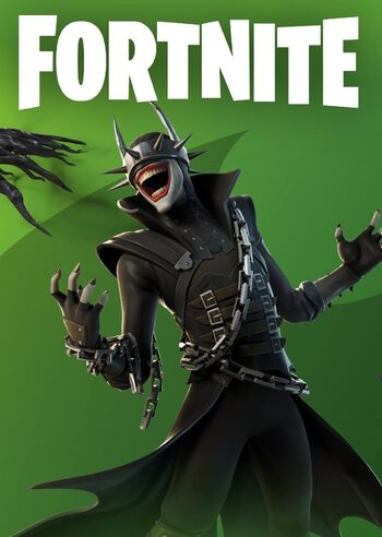 Fortnite - The Batman Who Laughs Outfit (DLC) Epic Games Key GLOBAL
