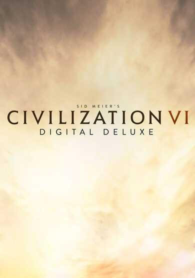 Civilization 6 (Digital Deluxe Edition) Steam Key EUROPE