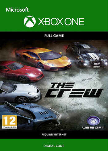 The Crew (Xbox One) Xbox Live Key UNITED STATES