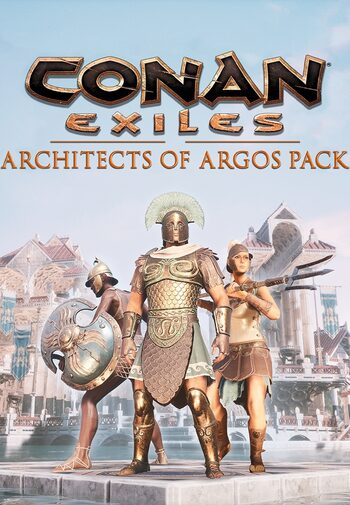 Conan Exiles - Architects of Argos Pack (DLC) Steam Key GLOBAL