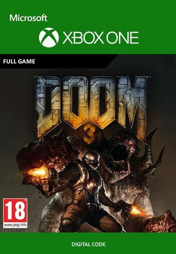 Doom 3 XBOX LIVE Key UNITED STATES