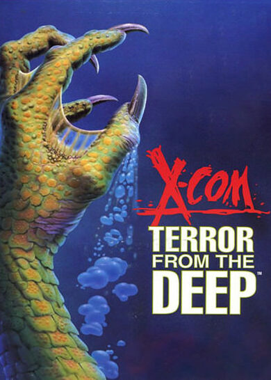 X-Com: Terror From the Deep Steam Key EUROPE