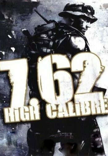 7,62 High Calibre Steam Key GLOBAL