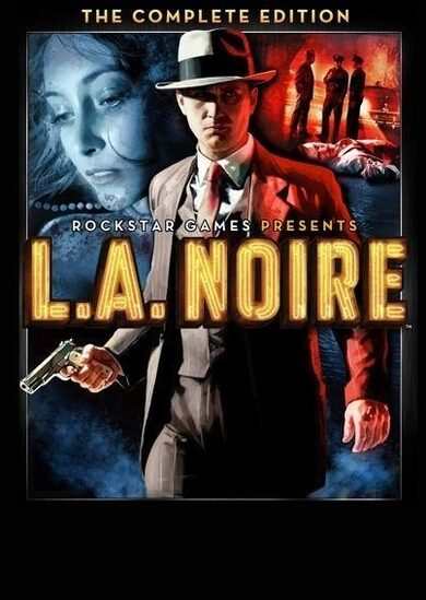 L.A. Noire: (Complete Edition) Rockstar Game Launcher Key GLOBAL