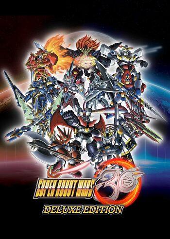 Super Robot Wars 30 Digital Deluxe Edition Steam Key GLOBAL