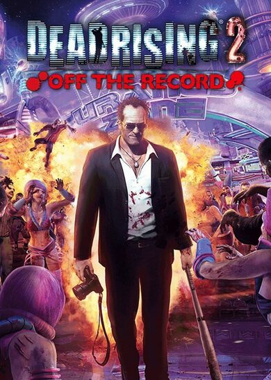 Dead Rising 2: Off the Record Steam Key GLOBAL