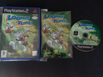 Looney Tunes: Back in Action PlayStation 2
