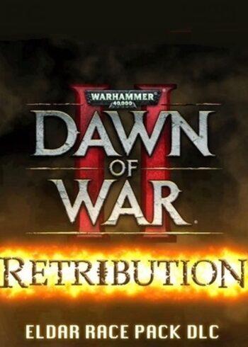 WH40K Dawn of War II Retribution Eldar Race Pack Steam Key GLOBAL
