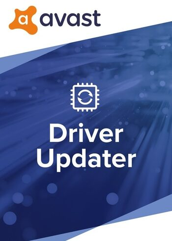 Avast Driver Updater 1 Device 1 Year Key GLOBAL