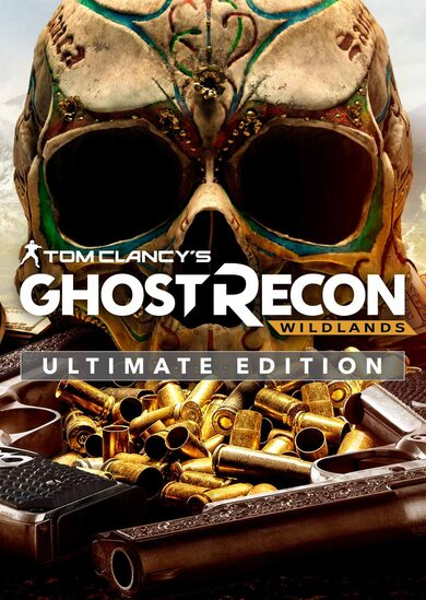 Tom Clancy's Ghost Recon: Wildlands (Ultimate Edition) Uplay Key EUROPE фото