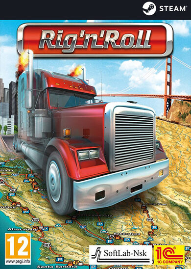Rig 'n' Roll Steam Key GLOBAL