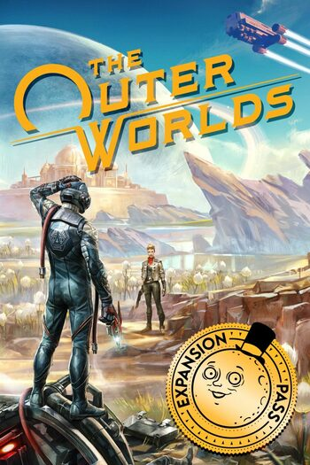 The Outer Worlds Expansion Pass (DLC) Epic Games Key GLOBAL