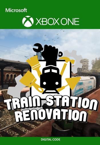 Train Station Renovation XBOX LIVE Key GLOBAL
