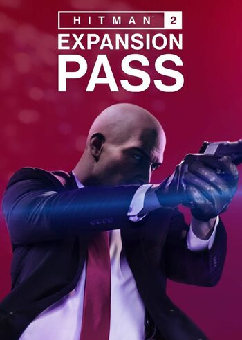 HITMAN 2 - Expansion Pass (DLC) Steam Key GLOBAL