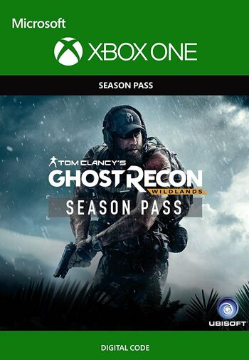Tom Clancy's Ghost Recon: Wildlands - Season Pass Year 2 (Xbox One) (DLC) Xbox Live Key UNITED STATES