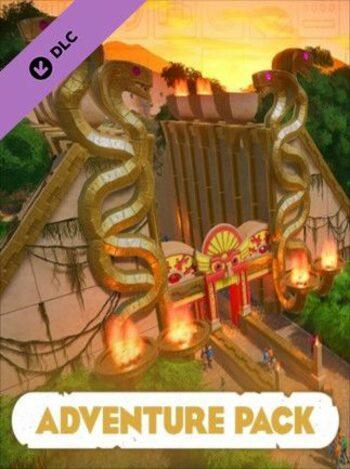 Planet Coaster - Adventure Pack (DLC) Steam Key GLOBAL