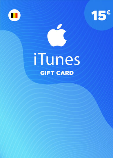 Apple iTunes Gift Card 15 EUR iTunes Key BELGIUM