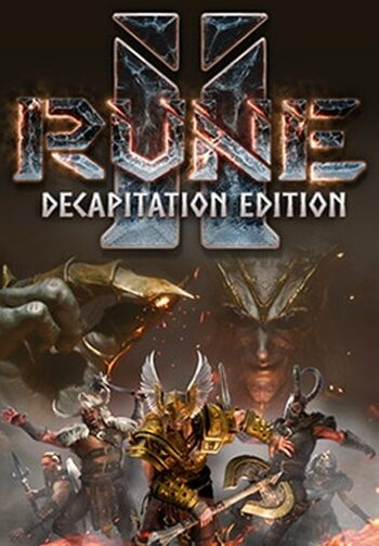 RUNE II: Decapitation Edition Steam Key GLOBAL