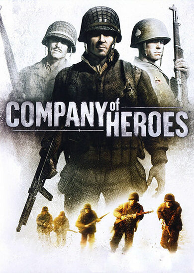 Company Of Heroes Steam Key EUROPE