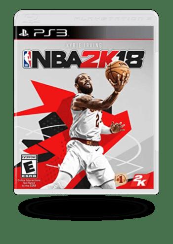 NBA 2K18 PlayStation 3