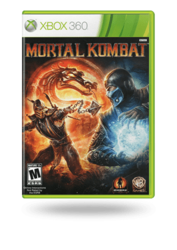Mortal Kombat (2011) Xbox 360