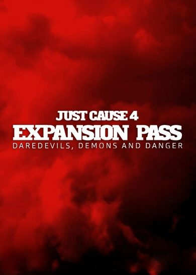Just Cause 4: Expansion Pass (DLC) Steam Key GLOBAL