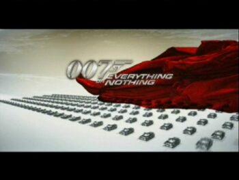 James Bond 007: Everything or Nothing Xbox