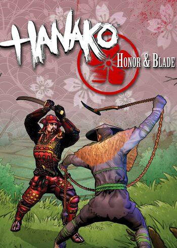 Hanako: Honor & Blade Steam Key GLOBAL