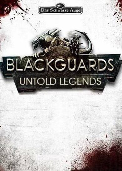Blackguards - Untold Legends (DLC) Steam Key GLOBAL