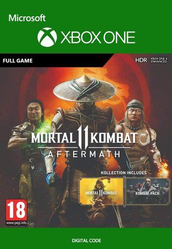 Mortal Kombat 11: Aftermath Kollection (Xbox One) Xbox Live Key UNITED STATES