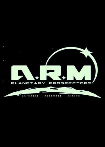 ARM: Planetary Prospectors Asteroid Resource Mining Steam Key GLOBAL