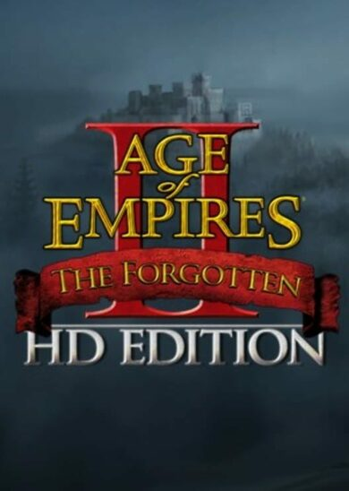 Age of Empires II HD - The Forgotten (DLC) Steam Key GLOBAL