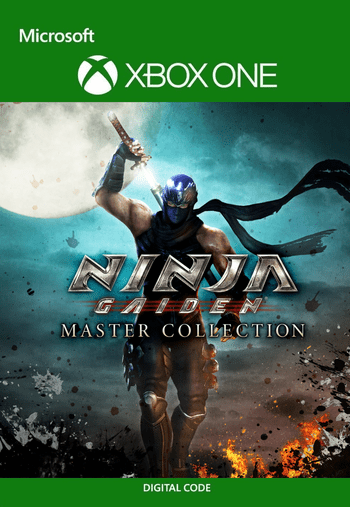 NINJA GAIDEN: Master Collection Deluxe Edition XBOX LIVE Key GLOBAL