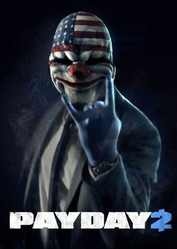 PayDay 2: E3 2016 Mask Pack (DLC) Steam Key GLOBAL