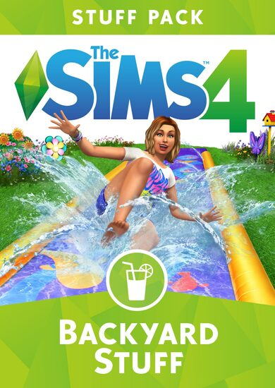 The Sims 4: Backyard Stuff (DLC) Origin Key GLOBAL