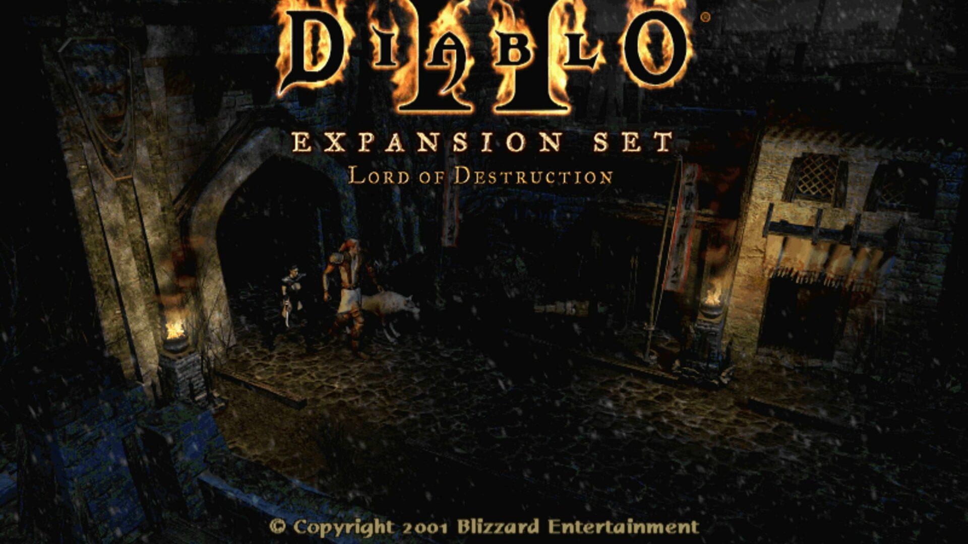 Buy Diablo 2 Lord Of Destruction Battle Net Key Europe Eneba