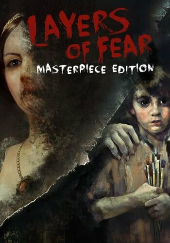 Layers of Fear: Masterpiece Edition Steam Key GLOBAL