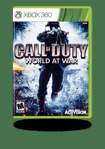 Call of Duty: World at War Xbox 360