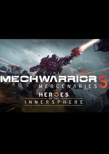 MechWarrior 5 Mercenaries - Heroes of the Inner Sphere (DLC) Steam Key GLOBAL